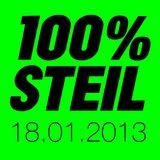 100 Prozent Steil 18.01.2013 - 2klang