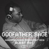 Mike-L - DeepMelodies Radiocast 003 - Godfather Sage Guest Mix