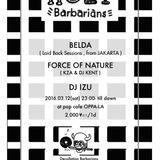 HOLY BARBARIANS#1 - disc2 - DJ Kent(40min) - BELDA