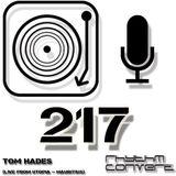 Techno Music | Tom Hades in the Rhythm Convert(ed) Podcast 217 (Live at Utopia - Mauritius)