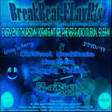 BreakBeat FLavR with FLavRjay on PHEVER 91.6FM Dublin 10-May-2018 OldSkool Hardcore/Jungle
