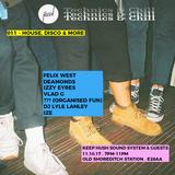 Technics & Chill 011 . London . House & Disco week