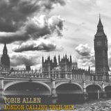 TOBIE ALLEN - LONDON CALLING -TECH HOUSE MIX - JAN 2015