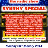 THE JOHNNY NORMAL RADIO SHOW 35 - 20TH JAN 2014