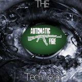 Automatic fire vs. The Technician - Real Trap Shit