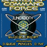 Live @ Drumstep Command Force CD Release party, 6/30/2012