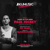 Kumusic Radioshow Ep.156 - Guest of the week: Paul Jockey