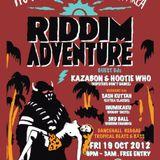Riddim Adventure Promo Mix vol.1