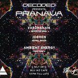 Pranava (Live @ BluJaz)