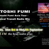 SATOSHI FUMI - Sunset Mix on 98.5FM Radio plus Bali & Tropical Transit Radio