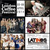 LONDON COFFEE FESTIVAL 2014 [Music Stage]
