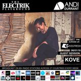 Electrik Playground 6/1/18 inc. Kove Guest Session