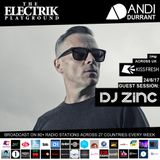 Electrik Playground 24/6/17 inc Zinc Guest Session
