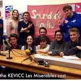 The Sunday Show 14-2-16 with KEVICC Les Miserables cast