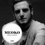 Basti Grub - Meoko Podcast #20 - 13.07.2012