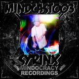 MINDCAST003 - Witchcraft CD Promo (Mixed By Syrinx)