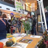 "Demonstratieve opening ""Biopolder Lutkemeer"" tentoonstelling, 30 september"
