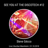 Live @Kurzbar 31.10.2018 / SEE YOU AT THE DISCOTECH #12