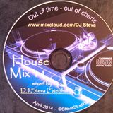 DJ Stevas Nonstop House Mix Vol.11 :-)