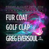 Greg Eversoul Live at FLASH DC
