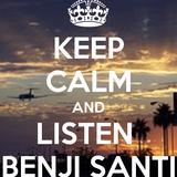 BENJI SANTI IN THE MIX