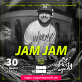 DJ JAM JAM MINIMIX - MY PARTY AGAIN (HIPHOP)