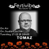 Festivibe Radio Show 010 Tomaz