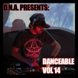 DNA Presents: Danceable Vol 14
