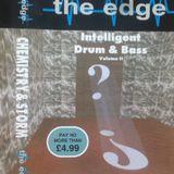 Side A - Kemistry & Storm - The Edge 'Intelligent Drum & Bass Vol.II' Mid 95