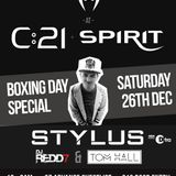 Concierge Boxing Day Mix