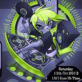 Dj Weavy ClassicHardhouse mix Splashnet radio 13 oct 2012