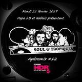 Apéromix #12 radio HDR, 21/02/2017