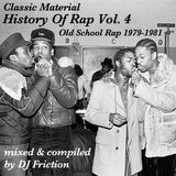 History Of Rap Vol. 4 (Old School Rap 1979-1981)