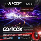 UMF Radio 211 - Carl Cox (Recorded Live at Ultra Music Festival)