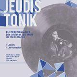 Enregistrement Jeudi Tonik du 31 janvier 2013