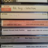 Robbie Vincent - 1st show on BBC Radio 1, 1st January 1984