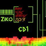 Ziko - Bass Music Yearmix 2013 CD1