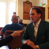 The Masters Champion Danny Willett talks to Radio Yorkshire following his win at Augusta.