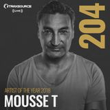 Traxsource Live - Mousse T