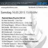 Patrick Hero - I LOVE CLUBMUSIC on BN Radio KW 20_15