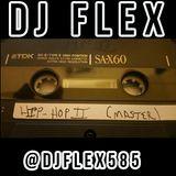 DJ FLEX - Hip-Hop Vol 2 (90s Master mixed tape)
