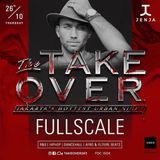 The Take Over mixtape by FULLSCALE