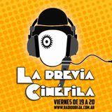 LA PREVIA CINEFILA - 007 - 16-06-2017 - VIERNES DE 19 A 21 POR WWW.RADIOOREJA.COM.AR