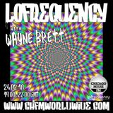 Wayne Brett's Lofrequency show on Chicago House FM 24-02-18