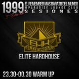 Elite HardHouse Live Set 7 @ 1999, ERMBDM PARADISE LOUNGE CLUB  (04/2014)