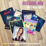 DJ SR - 80s Soul 7inch Mix
