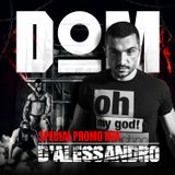 DOM Party Milano - Special Promo Mix By D'ALESSANDRO