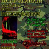 Hard Skankin volume 14 with Ninjah Fareye