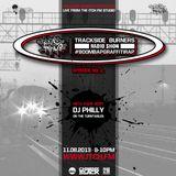 DJ Philly - Trackside Burners 2 - ITCH FM (11-AUG-2013)