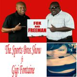 Freeman & Fox Show featuring Gigi Fontaine 4-12-2016